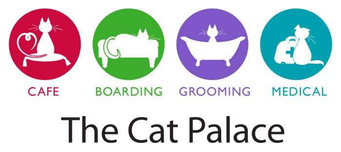 cat palace logo